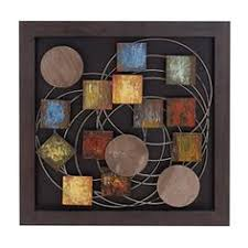 overstock add this unique abstract metal wall art to create a contemporary on green and brown metal wall art with 39 best metal wall decor images on pinterest metal wall decor