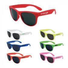 Kids' Solid <b>Color Classic Sunglasses</b>