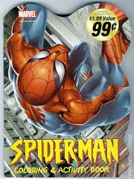 Download and use them in your website, document or presentation. Comic Books In Spider Man Coloring Book