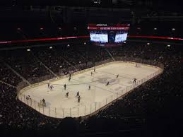 Vancouver Canucks Seating Chart View Rogers Arena Section 312 Row 14 Seat 108 Vancouver