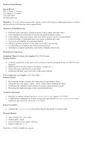 Examples Of Hair Stylist Resumes – Resume Tutorial Pro