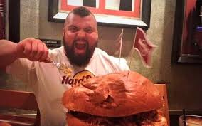 World S Strongest Man Diet Chart 10 000 Calories A Day Could You Eat Like Eddie Hall