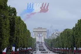 France cautiously celebrates Bastille ...