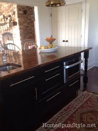My Ikea Kitchen Part I Home Spun Style