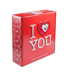 Большой подарочный <b>набор</b> «Я люблю тебя» - фото, цены ...
