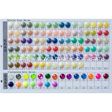 Bead Color Chart Hot Item Polyresin Flatback Bead Stone Color Cards4