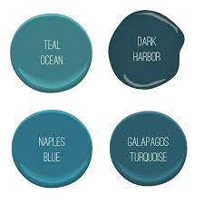 popular best paint colors images on color palettes turquoise for living room top dark