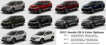 Interior Colors Of 2017 Honda Crv Trend Rbservis Com  -