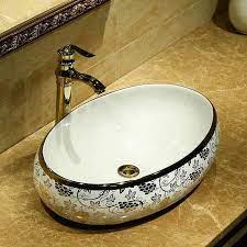 counter top wash basin bathroom sinks