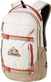 Рюкзак Dakine HAPPY <b>CAMPER</b> MISSION, 25 л Белый цвет ...