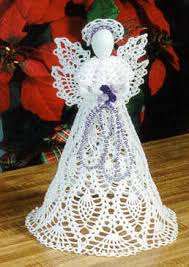 CROCHET CHRISTMAS ANGEL ORNAMENT PATTERN | FREE CROCHET PATTERNS ...
