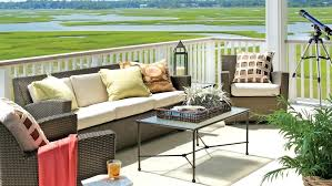 porch coffee table north porch with inlet view screened porch coffee table
