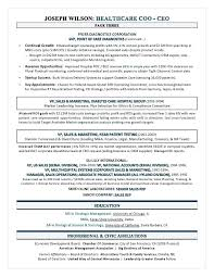 Sample Healthcare Marketing Resume What Makes An Expert Resume The