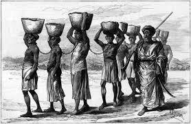 Image result for hình ảnh những người nô lệ da den
