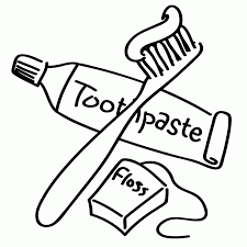 Small Picture Dental Health Coloring Sheets Coloring Home