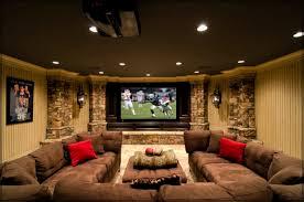 lighting ideas ceiling basement media room. Elegant Basement Media Room. View By Size: 1280x848 Lighting Ideas Ceiling Room