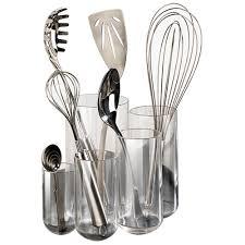 Acrylic Kitchen Utensil Holder Image