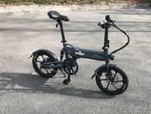 <b>Electric bike</b> - <b>Fiido D2</b> - Review
