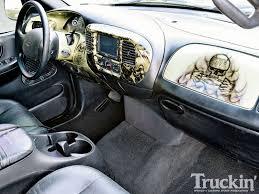 2001 ford f150 supercrew dashboard