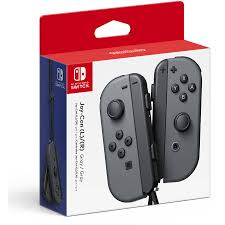 <b>Nintendo</b> Switch <b>Joy</b>-<b>Con Pair</b>, Gray - Walmart.com - Walmart.com