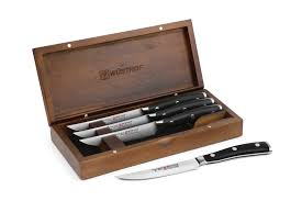 wusthof classic ikon steak knives.  Classic 4  For Wusthof Classic Ikon Steak Knives