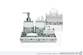 modern bathroom accessories sets. Ricci Vanity Collection Modern Bathroom Accessories Sets