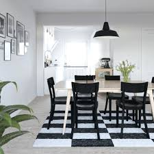 dining chairs cky white dining table with 4 black chairs black and white upholstered dining