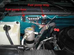 chevrolet suburban questions where is the relay switch on fuel where is the relay switch on fuel pump 1990 chevy suburban