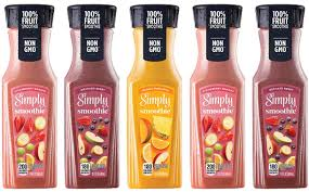 Simply Light Orange Juice Sugar Content Coca Cola Unveils Ready To Drink Simply Beverages Smoothie