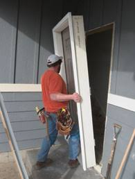 installing prehung exterior door brick. install an exterior door installing prehung brick