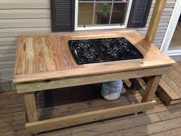 outdoor gas cooktop memorable stove top for the camp deck posted in do it yourself interior