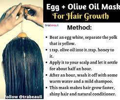 home remes for curly hair growth to