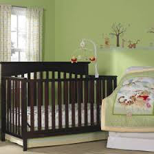 Pooh And Friends 3 Piece Crib Bedding Set