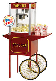 Hollywood Popcorn Vending Machine Best Commercial Popcorn Machines Standard Concession Supply