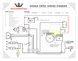 76 cb750 wiring diagram it was super easy to follow