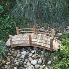 garden bridges outdoor decor the