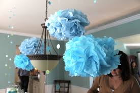 Turquoise Baby Shower Decorations Homemade Baby Shower Decoration Ideas Corsage