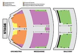 Blue Man Group Las Vegas Seating Chart Lasvegashowto Com