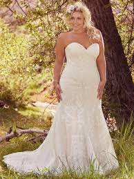 plus size bridal plus size wedding dresses curve collection