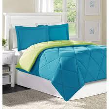 comforter sets simple bright bedroom decor blue green bedroom lime bedding white wooden headboard diamond