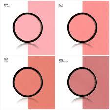 <b>Focallure</b> 6 Colors <b>Blush Maquiagem</b> Natural Pressed Blusher ...