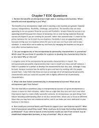 Bus 1750 Chapter 7 Eoc Questions Bus 1750 Wmu Studocu