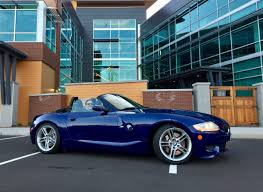 Coupe Series 2006 bmw z4 m roadster for sale : Introducing my 2006 BMW Z4 M Roadster! – Dan Crouch Blog