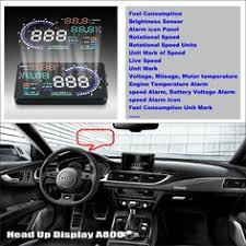 2018 audi heads up display. unique display car information projector screen for audi a5  s5 q5 rs5  safe driving   a5head up displayprojector  with 2018 audi heads up display l