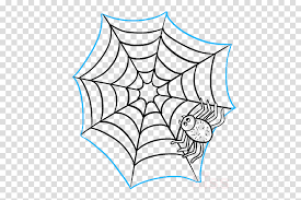 spiderman line drawing clipart