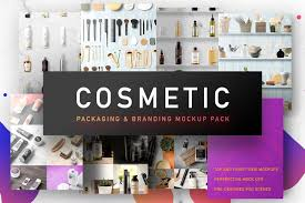 All files consist smart layers for easy edit. Free Big Collection Of Cosmetic Packaging Mockups Creativebooster