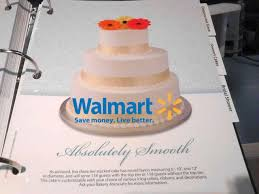 List Of Walmarts Wedding Cake Prices For Sale And How To Order It