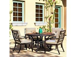 outdoor furniture bellevue aluminum dining set patio furniture s bellevue wa