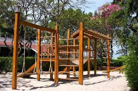 the diy ultimate swing set