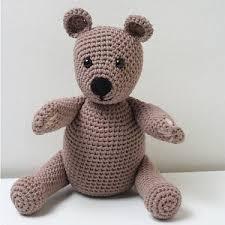 Crochet Teddy Bear Pattern Beauteous 48 Free Crochet Teddy Bear Patterns ⋆ Crochet Kingdom